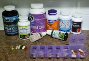 Shak's Daily Supplements